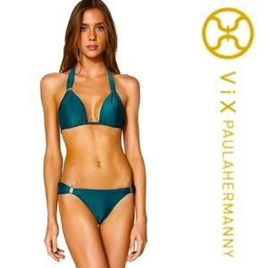 ViX Bia Tube Bikini, Ocean {Teal}, NWT.
